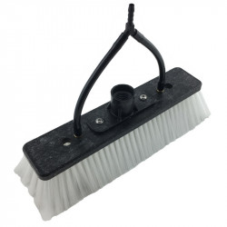 "11"" Spotlite Double trim brush Jetted with Dupont bristles"