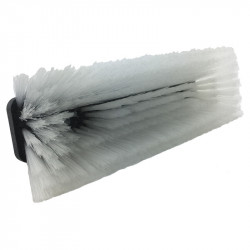 """11"""" Spotlite Double trim Dupont brush for pole window cleaning"""