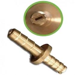 Brass Fan jet