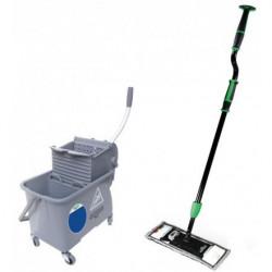 Unger erGO! Clean Flat Mop...