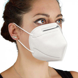KN95 Disposable Facemask -...