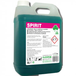Clover Spirit Fragrant Multi-Surface Cleaner 5L