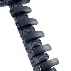 OVA-8 Telescopic carbon fibre water fed pole 45ft / 13.7m