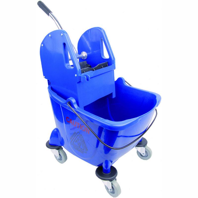 Blue Bison Bucket and Wringer - 24 Litre