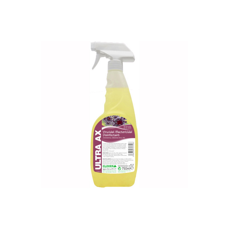 Clover Ultra AX bacterial Cleaner 750ml