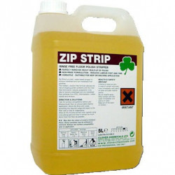 Clover Zip Strip Rinse Free Floor Polish Stripper 5L