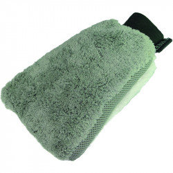Microfibre Wash and Polishing Mitt