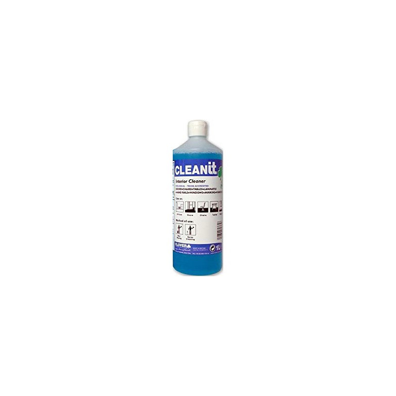 Clover CleanIT interior cleaner 1L