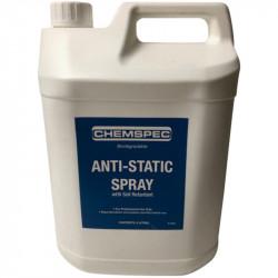 Chemspec Anti Static Spray Soil Retardant 5L