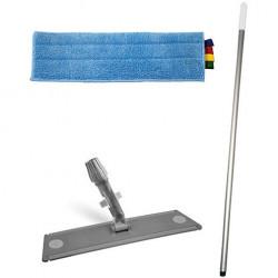 Microfibre Flat Mopping Starter Kit