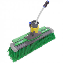 Unger nLite Power Brush Complete Green 28cm