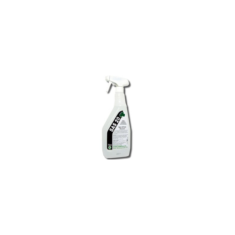Clover SAS 20 Spot and Stain remover 750mL