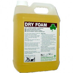 Clover Dry Foam Carpet Shampoo 5L