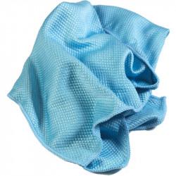 SPOTLESS Fishscale blue Microwipe Cloth 60x80cm