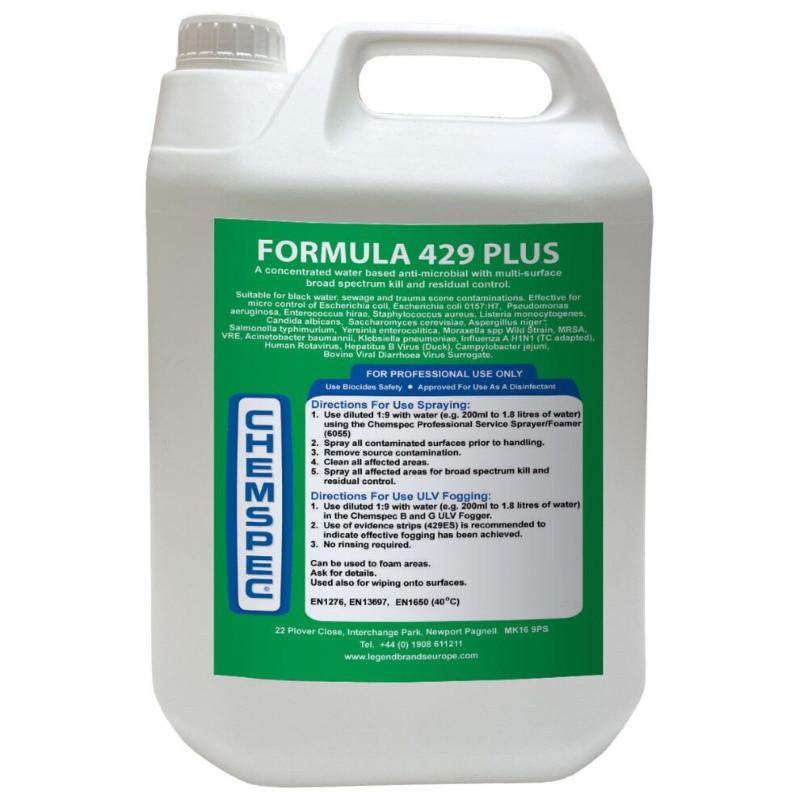 Chemspec Formula plus 429 5L