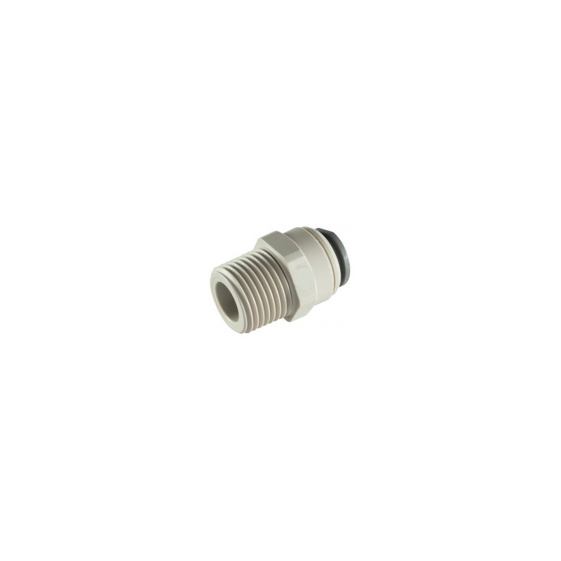 "Male connector 1/4"" BSP to 1/4"" Tube"