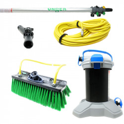 Unger 1.5m Tub & Pole Pure Water Cleaning Kit