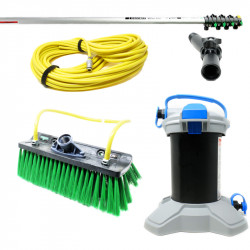 Unger 4.5m Tub & Pole Pure Water Cleaning Kit