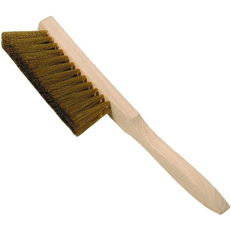 """Velvet 'boffin' Grooming Brush 4"""""""