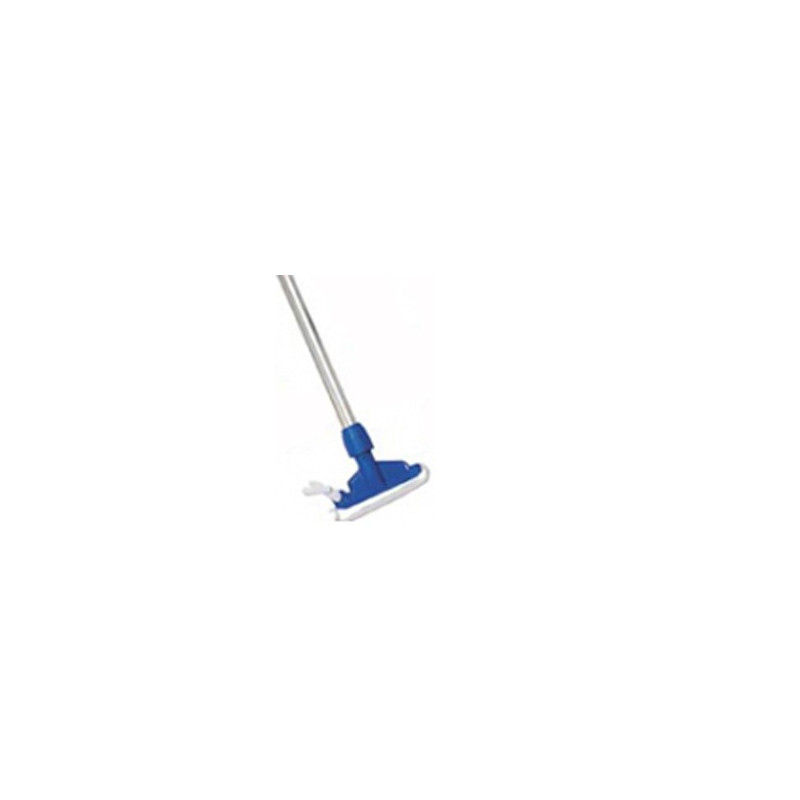 Blue Kentucky aluminium handle & holder