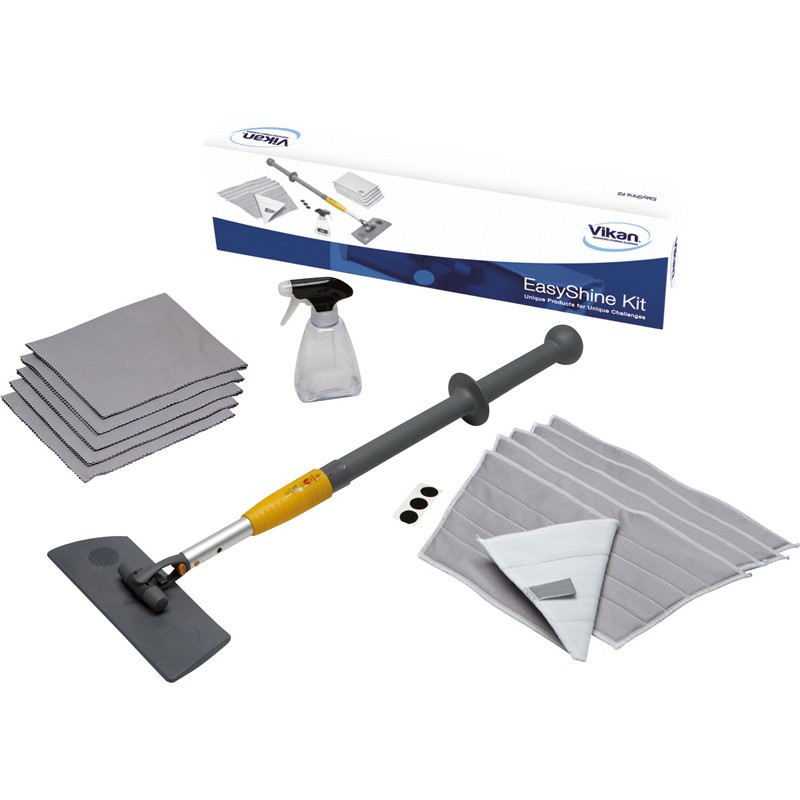 Vikan Easy Shine internal cleaning kit