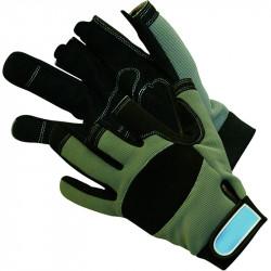 Part Fingerless Gloves -M