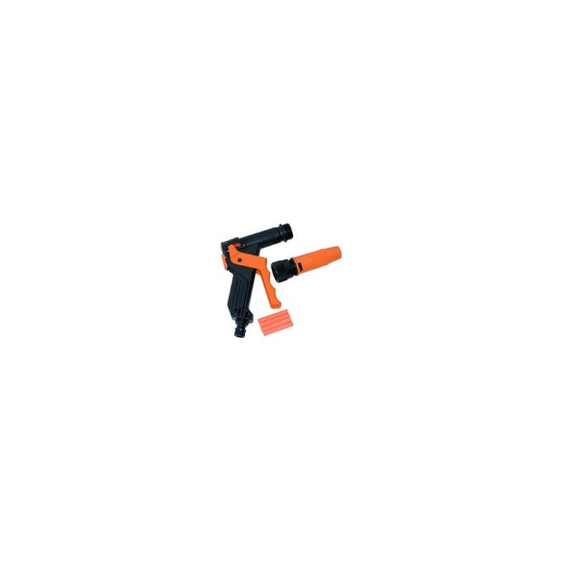 Wash gun with wash sticks