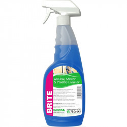 Clover Brite Glass and Plastic Cleaner 750ml