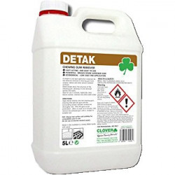 Clover Detak Chewing Gum Remover 5L