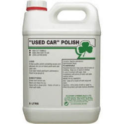 Clover Used Car Polish (Formula 4000) 5L