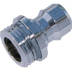 "NITO Male connector to 1/2"" thread"