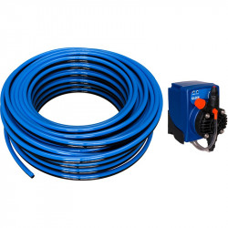 Duo hose for Qleen Disy electro