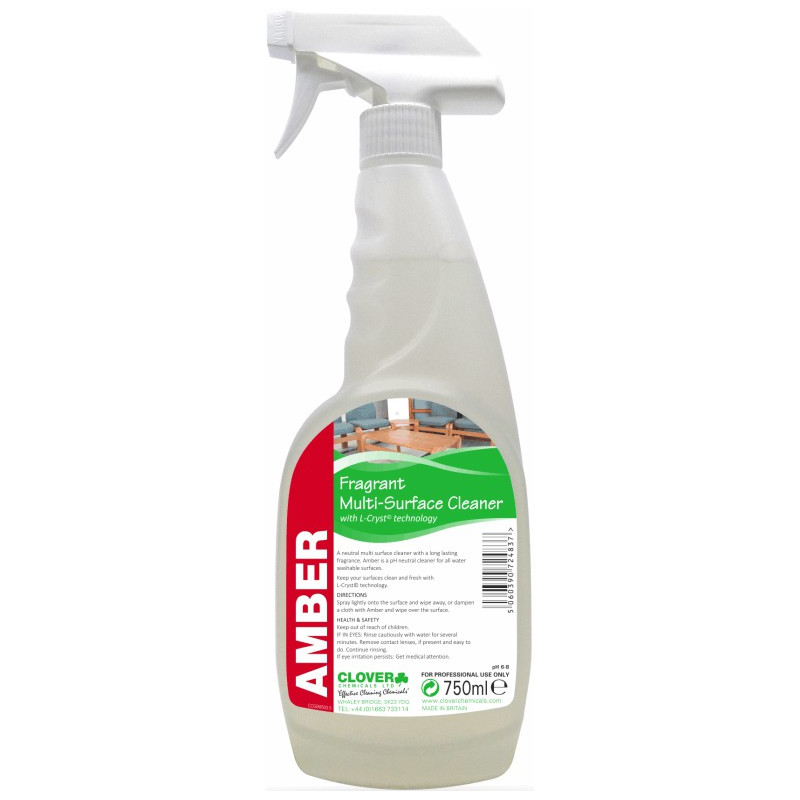 Clover Amber trigger spray 750ml
