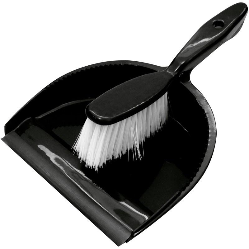 Budget Dustpan & Brush Set