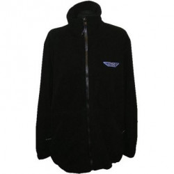 Ettore Fleece - Black - Size M