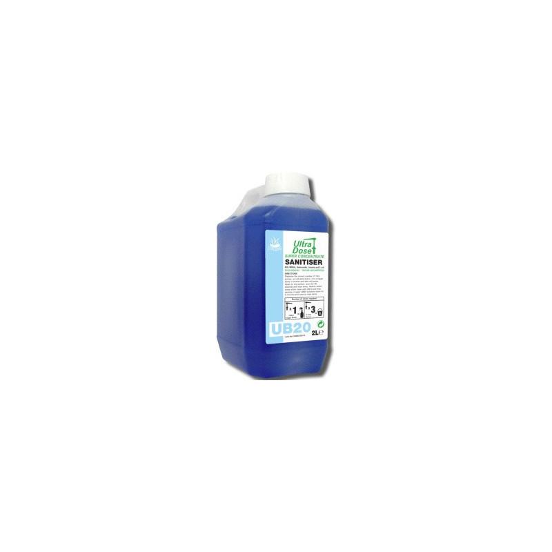 Clover UB20 Sanitiser Concentrate 2L