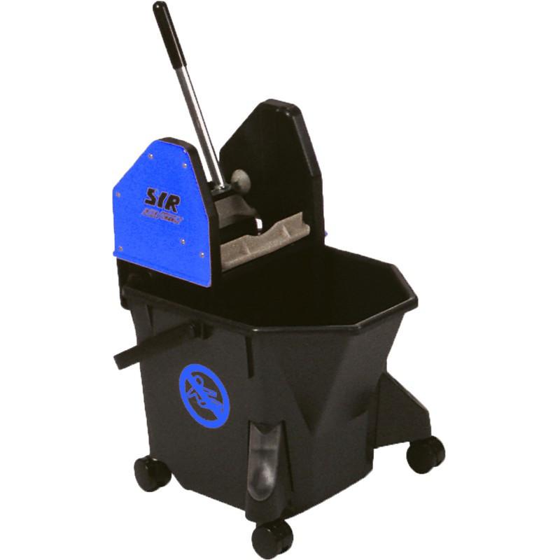 SYR TC20 Ebony Combo Kentucky Bucket and Press - Blue
