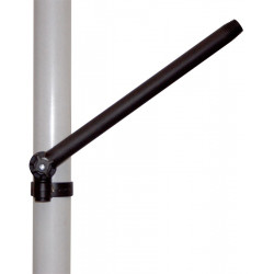 Pole support adapter