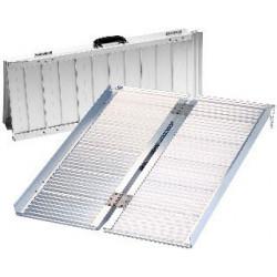 """1.5m /60"""" Access ramp in aluminium"""