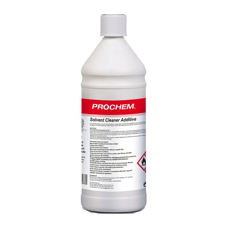 Prochem solvent cleaner additive