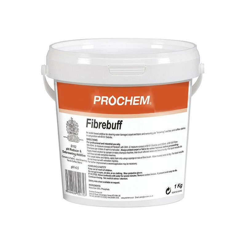 Prochem Fibrebuff 2Kg
