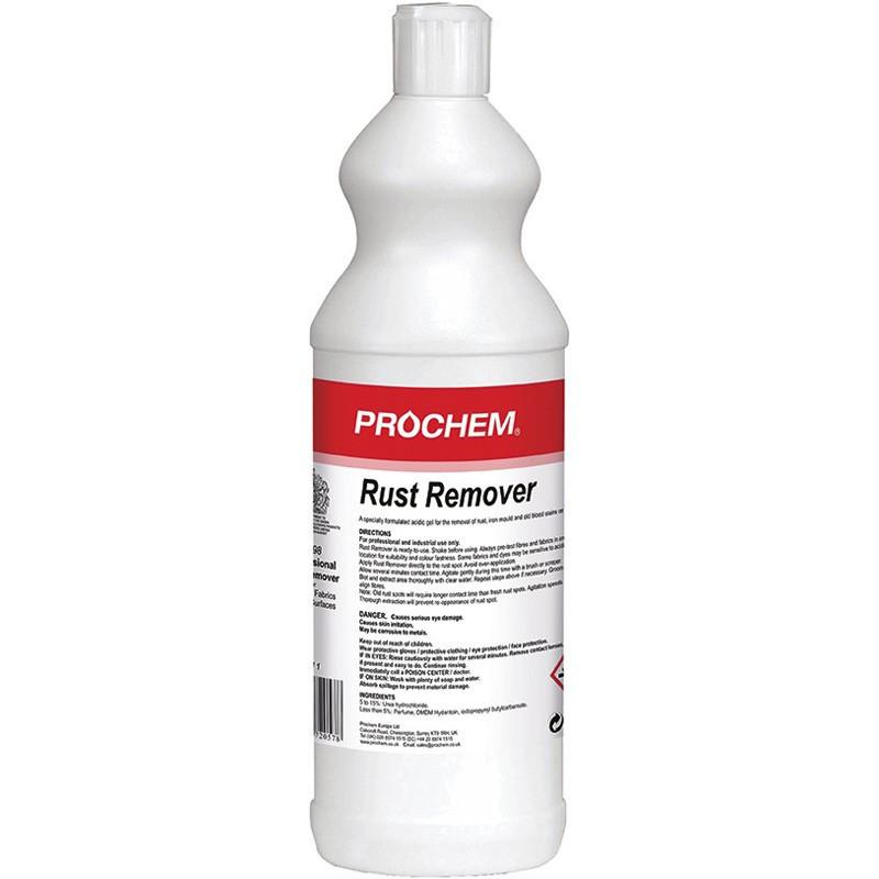 Prochem Rust Remover 1L