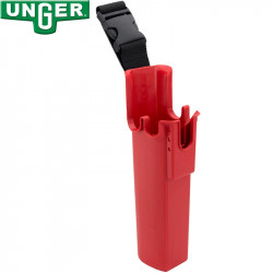 Unger Bucket on a Belt - Red