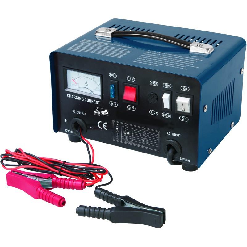 Fast 12V/24V Battery charger - 10A