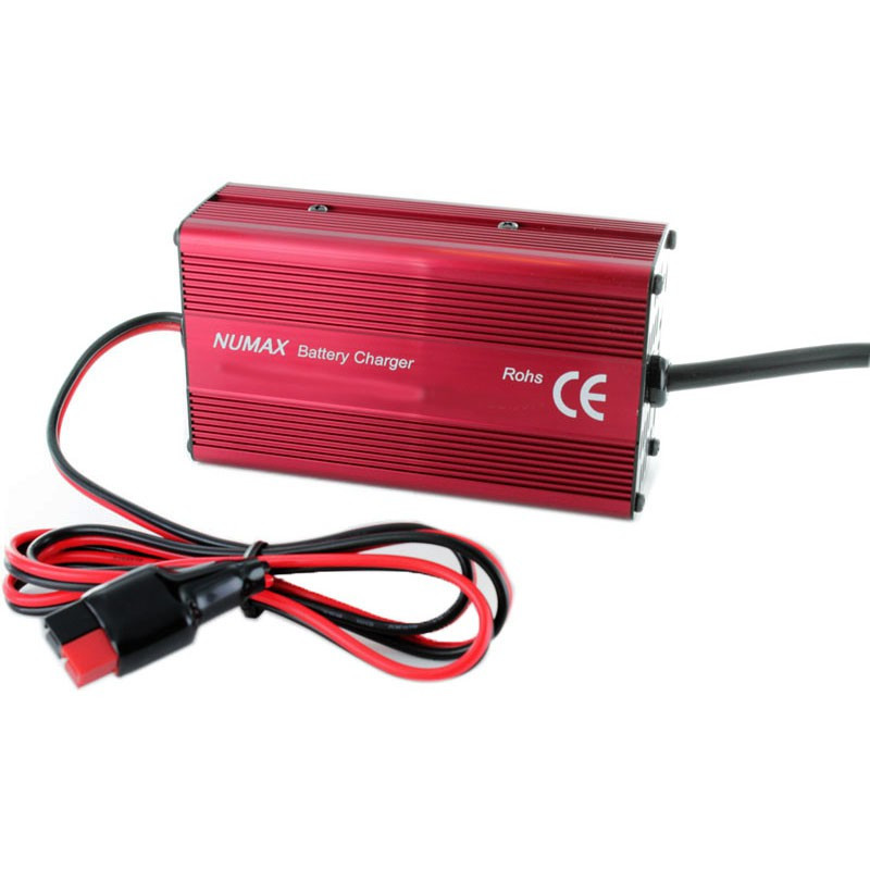 12V Intelligent Smart automatic battery charger - 4A