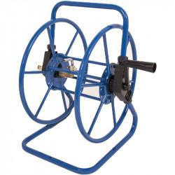 Wall/Floor Mounted or freestanding Blue hose reel