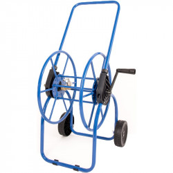Blue Hose trolley
