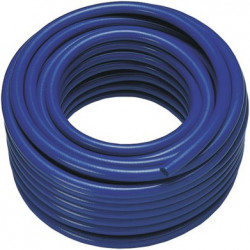 30m braided blue hose 1/2""