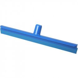 Blue monobloc squeegee one blade 40cm
