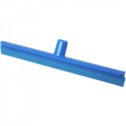 Blue monobloc squeegee one blade 60cm